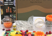 Save Money on Candle Making Supplies