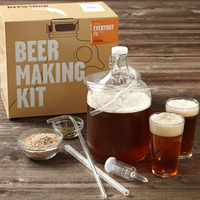 The First Brewing Beer Recipe