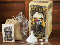 Home Beer Brewing Kits Are The Start of An Intoxicating Adventure