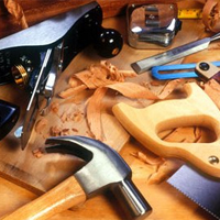 Various Tools Used For Woodworking