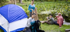 The Complete and Very Useful Guide to Camping for Beginners