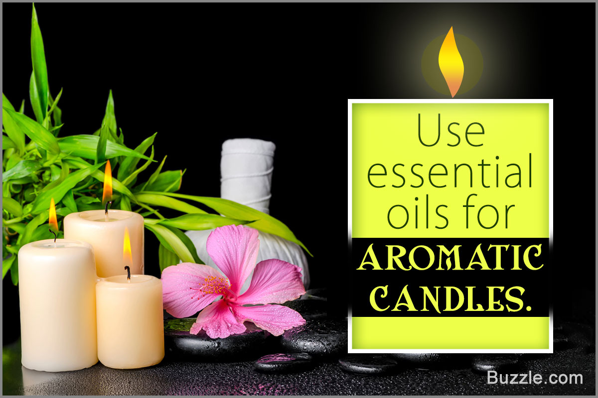 Steps for Making Aromatherapy Candles: Pure Bliss