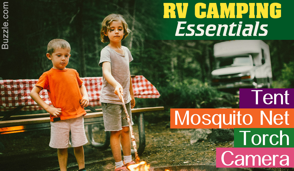 A Be-prepared Checklist for an Amazing RV Camping Experience