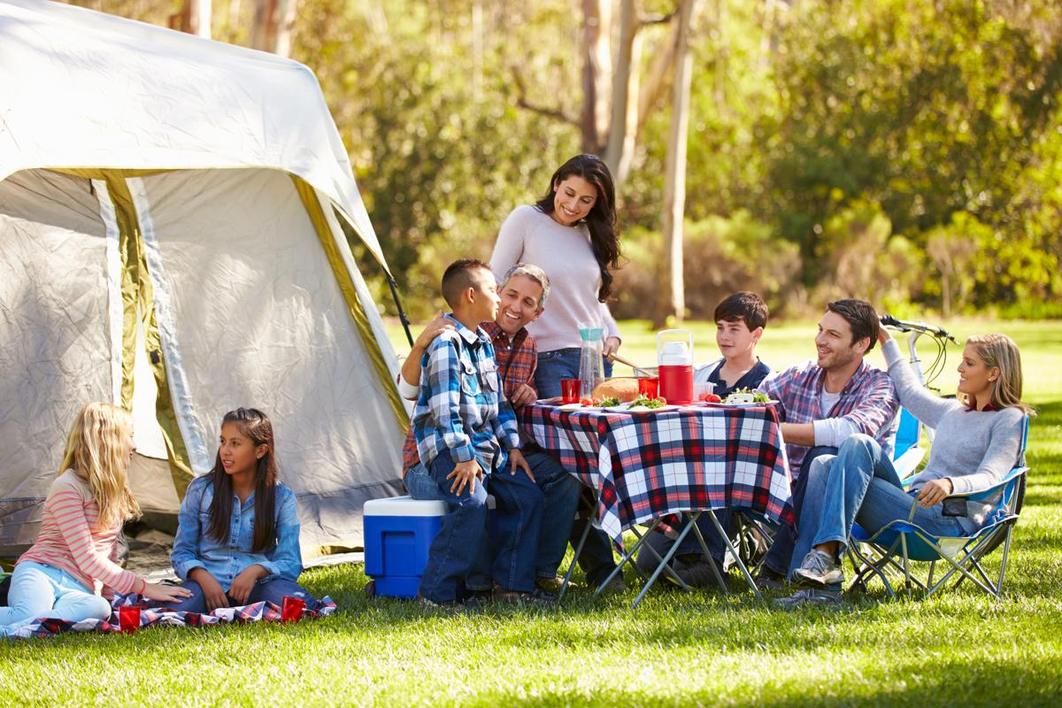 For a Fun, Inexpensive Vacation, Camping Can Be the Way to Go