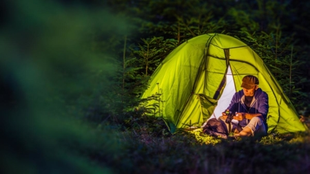 Are You a First Time Camper? If Yes, Then Packing Light is the Key