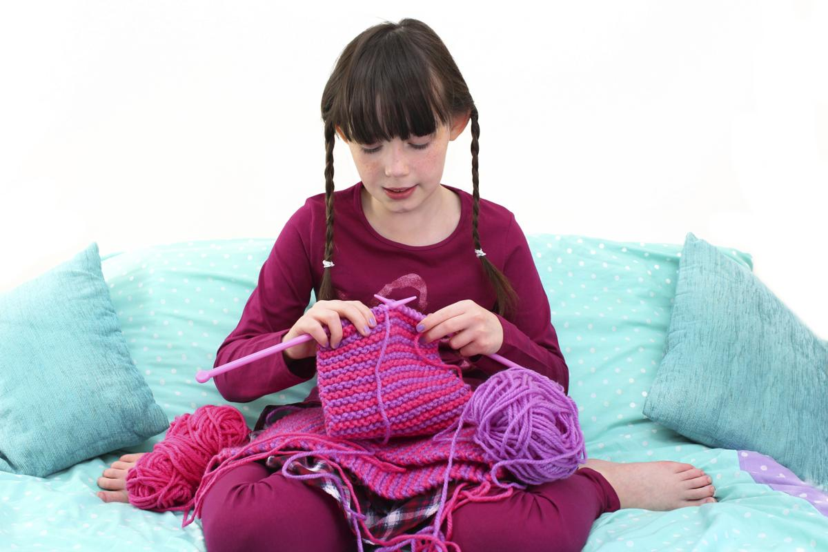 Instructions for Loom Knitting You Really Need to Try