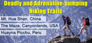 12 of the Deadliest Hiking Trails Around the World