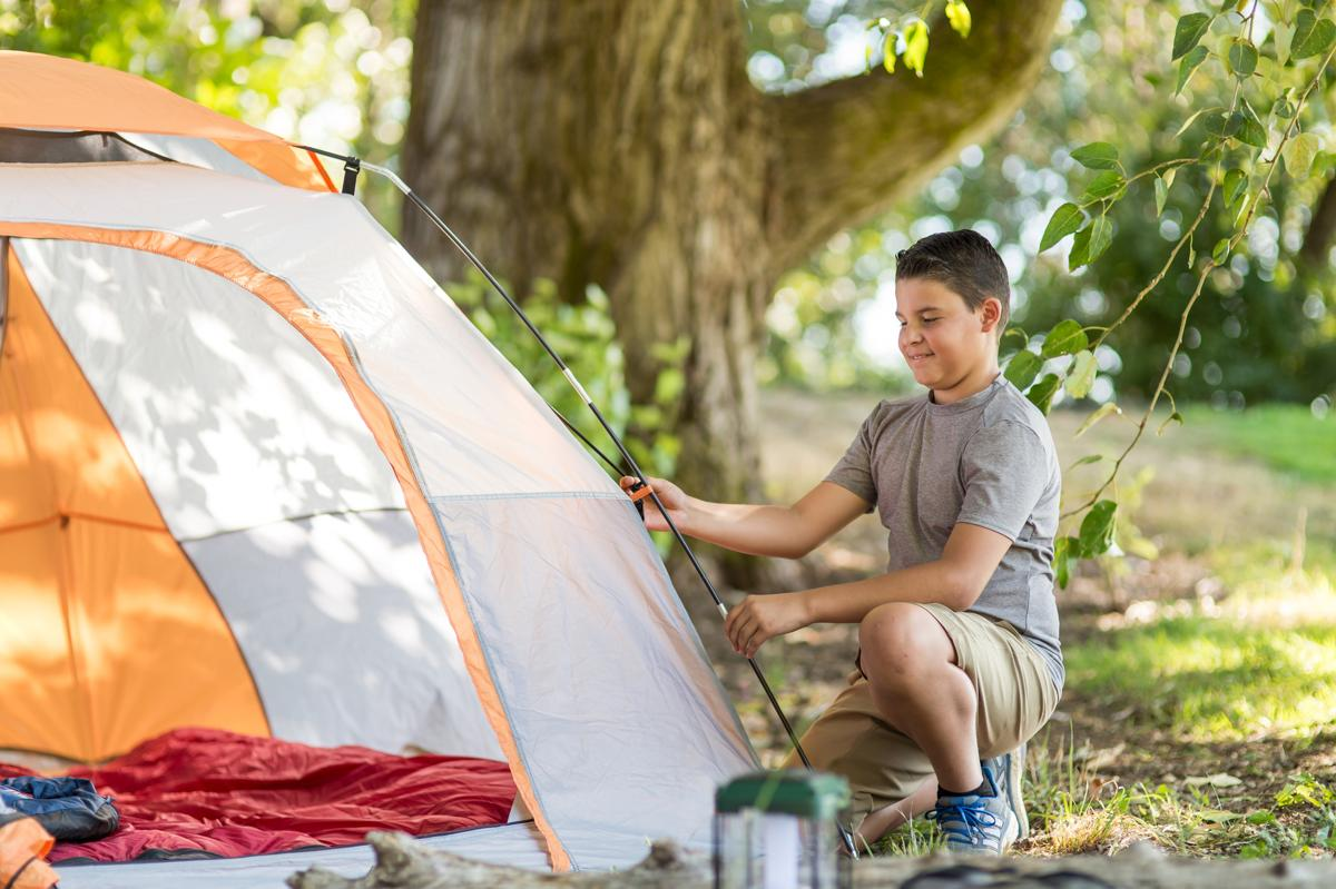 7 Novel Factors to Consider While Choosing a Camping Tent