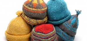 A Fun Project on How to Easily Knit a Hat By Yourself