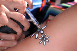 Airbrush Tattoo Business Systems
