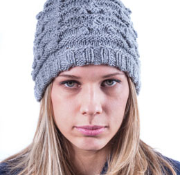 Let's Take a Look at How to Knit a Beanie the Simplest Way