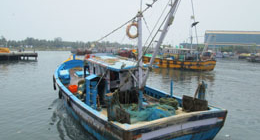 Types of Fishing Boats