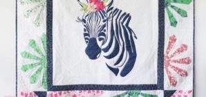 Zina Debra Quilt Pattern