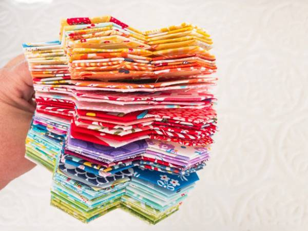 Kingfisher Quilt Along