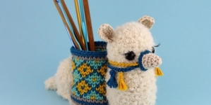 cute and cuddly crochet critters