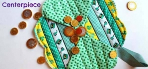 DIY Quilted Shamrock For St Patrick's Day