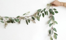 eucalyptus garland diy