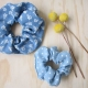 frankie exclusive diy: make a scrunchie