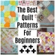 6 Quilting Patterns For Beginners