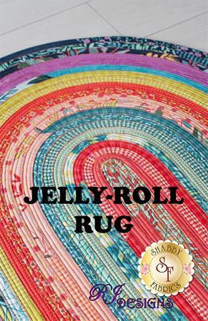 Quilting – Jelly Roll Rag Rug