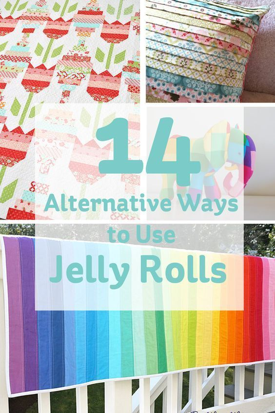 14 Alternate Ways To Use Jelly Rolls