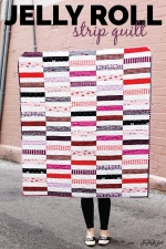 Quilting Pattern – Jelly Roll Quilt