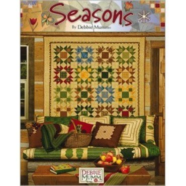 Book Review – Seasons Quilts