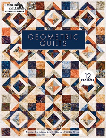 Book Review – Geometric Quilts