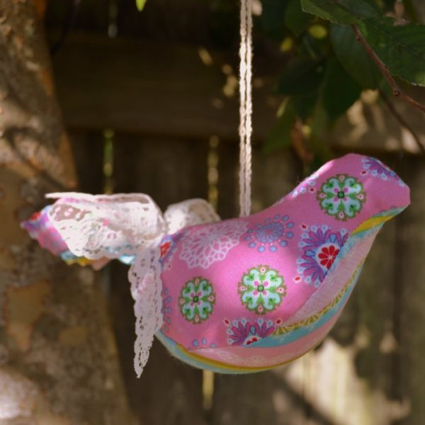 DIY Plump Partridges – Christmas Bird Ornament