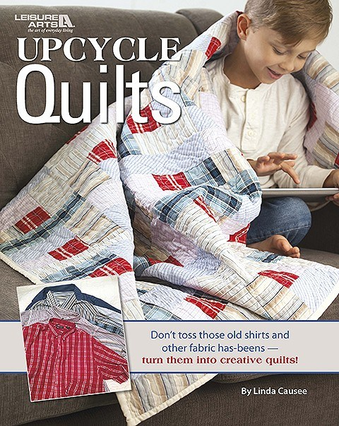 Book Review – Up-cycled Memory Quilts