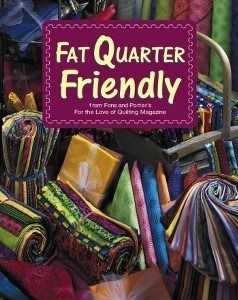 Book Review – Fat Quarter Friendly