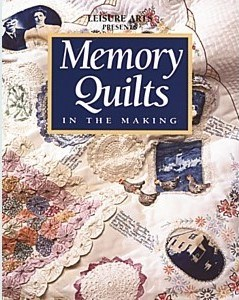 Book Review – Memory Quilts in the Making