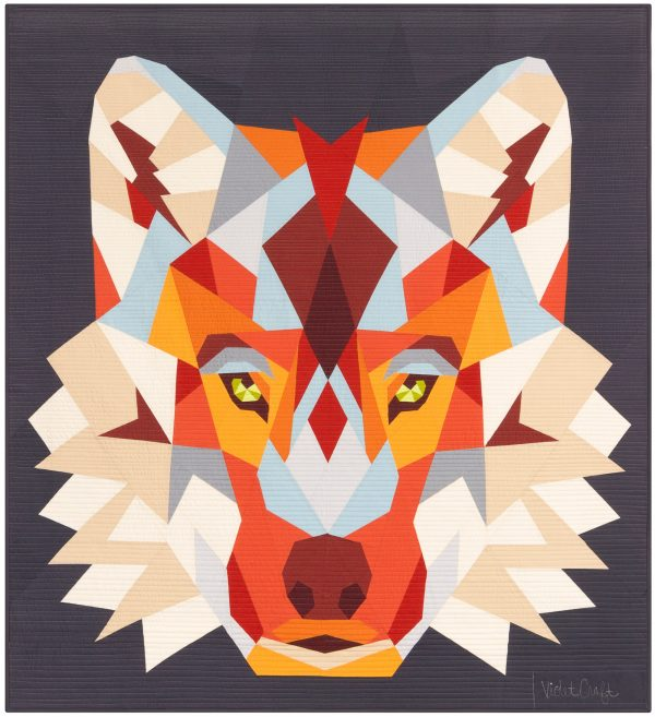 The Wolf Abstractions Quilt
