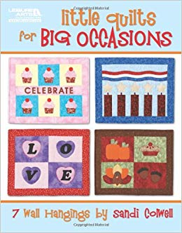 Book Review – Little Quilts for Big Occasions