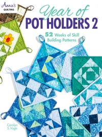 Book Review – Year of Pot Holders