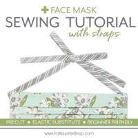 Quilting Patterns – Face Mask With Straps