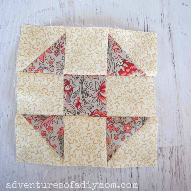 Quilt Block Tutorial – Shoo Fly Quilt Block