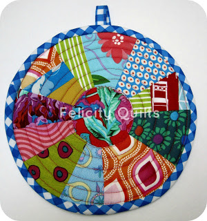 Quilting Pattern – Easy Pot Holder