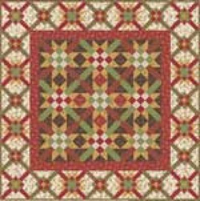 Glad Tidings Free Quilt Pattern