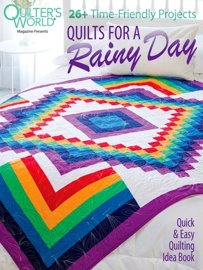Book Review – Quilts for a Rainy Day
