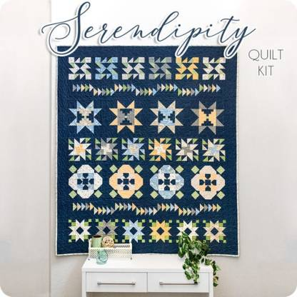 2021 Fat Quarter Shop Charity Quilt Kit