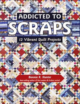 Book Review: Addicted to Scraps by Bonnie Hunter