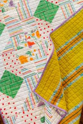Tips for Successful Straight Line Machine Quilting