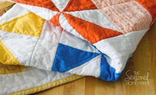 How to Quilt As You Go – A Free Tutorial