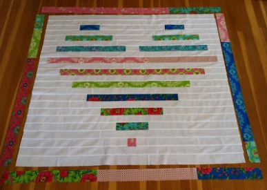 Free Summer Love Quilt Pattern