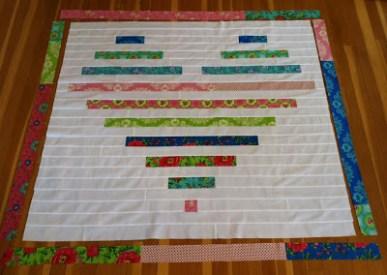 Free Summer Love Quilt Pattern