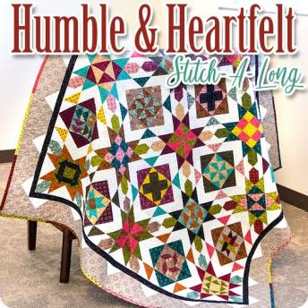 Humble and Heartfelt Quilt Along