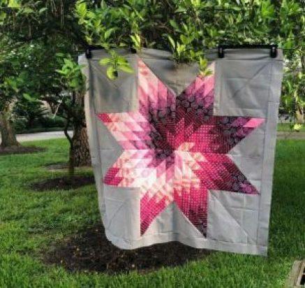 Spiral Nova Free Quilt Pattern
