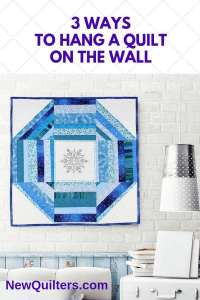 How to Hang a Quilt