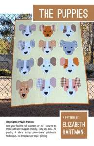 Puppy Dog Quilt Pattern